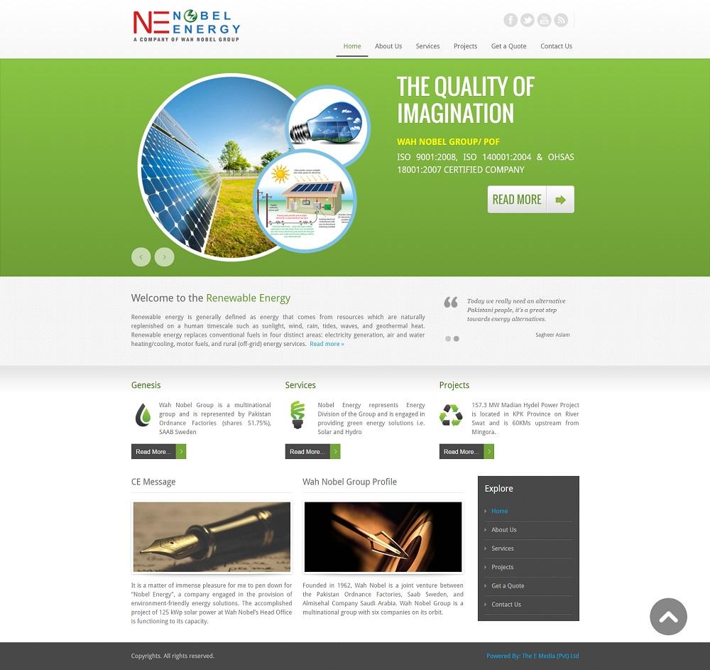 Nobel Energy (Pvt) Ltd.